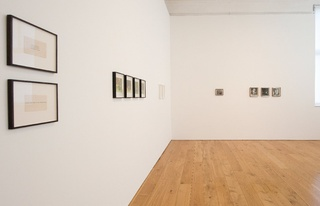 <p>Installation view,&#160;<em>Keith Arnatt: Works 1969&#8211;90</em>, September 2009</p>