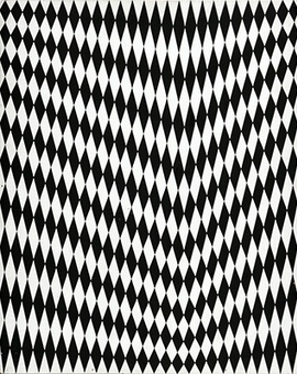 Bridget Riley, 'Untitled', 1966. © 2016 Bridget Riley. All rights reserved.