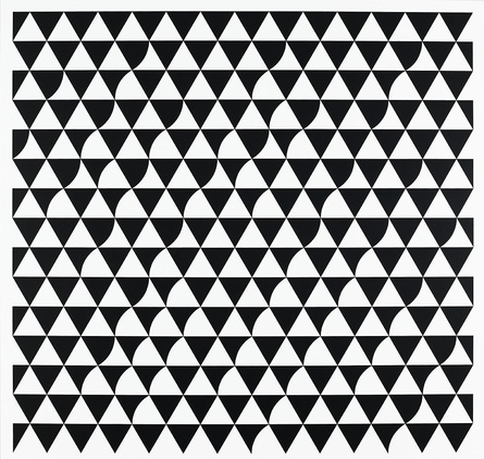 Bridget Riley, 'Rustle', 2015. © Bridget Riley 2015. All rights reserved.