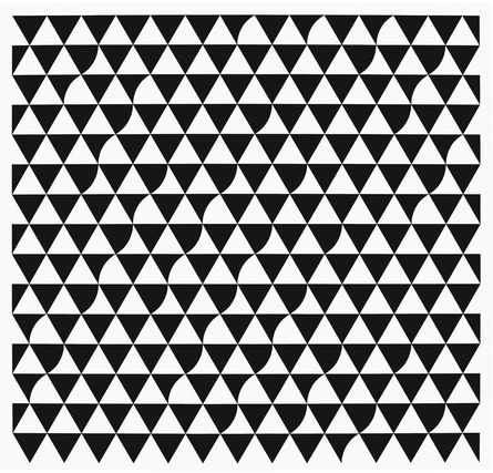 Bridget Riley, 'Rustle 2', 2015. © Bridget Riley 2015. All rights reserved