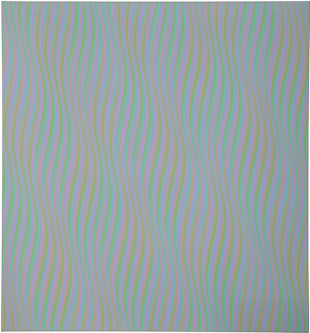 Bridget Riley, 'Orphean Elegy 7', 1979 © Bridget Riley 2016. All rights reserved.
