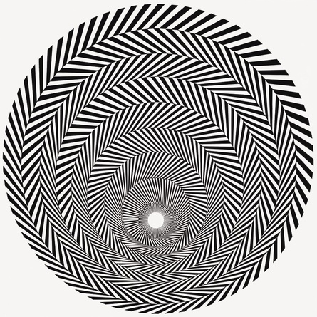 'Blaze 4', 1964. © Bridget Riley 2016. All rights reserved.