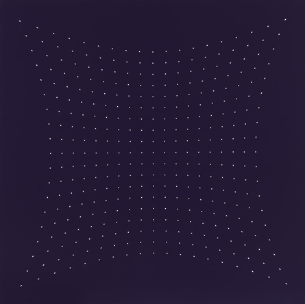Tess Jaray, 361 Moments Dark, 2005